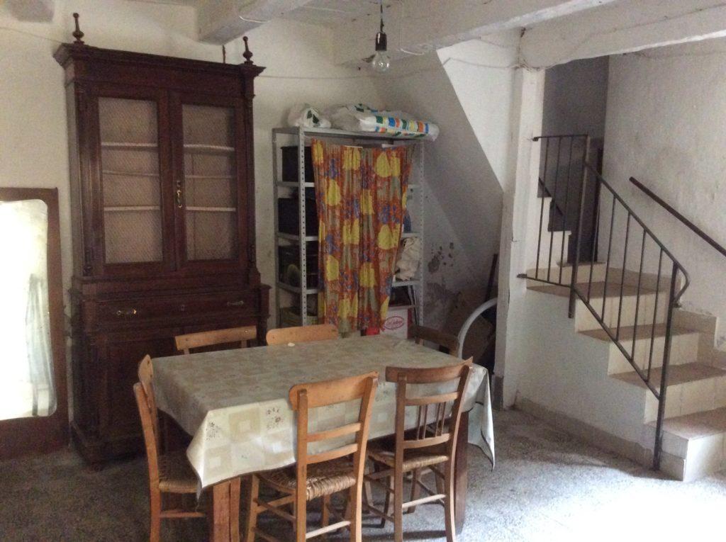 Piano terra cucina soggiorno1 immobiliare meraglia for Piano casa piano terra