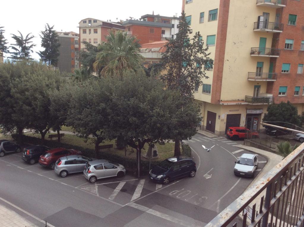 Vista P.zza della Republica